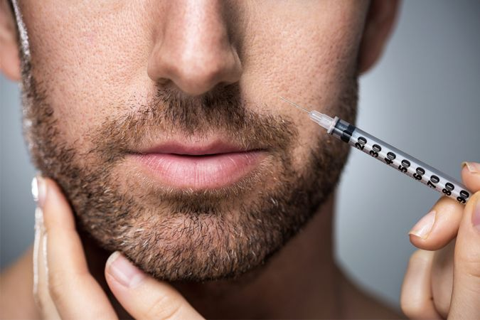 Cameo Clinic Dermal Fillers for Man